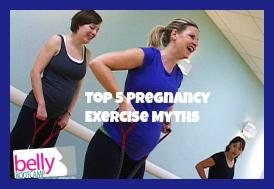 Top 5 Pregnancy Exercise Myths