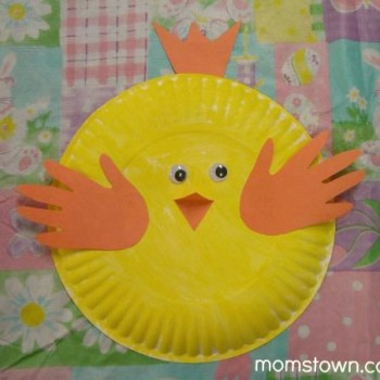 12 Spring Chick Crafts For Toddlers And Preschoolers